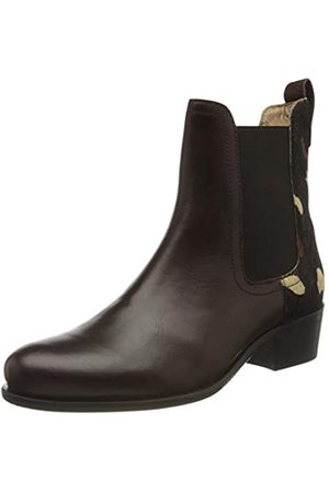 Joules Tom Joule Damen Stamford Chelsea Boots, (Chocolate Leopard Chocleoprd)