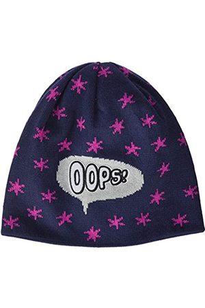 maximo Mädchen 83571-355500, Reflexlabel OOPS, Sterne Mütze