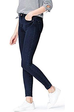 FIND Amazon-Marke: find. Damen Skinny Jeans mit mittlerem Bund, 28W / 32L