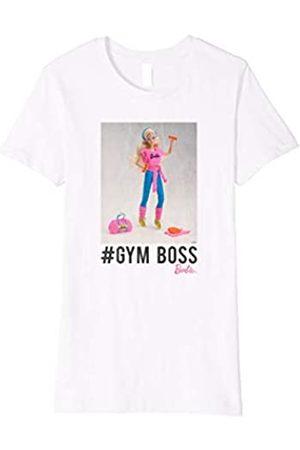 Barbie Damen Barbie T-Shirt, Gym Boss