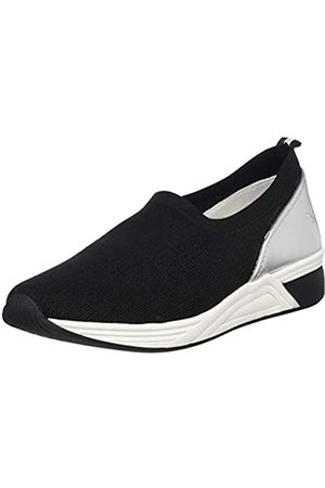 Marco Tozzi Damen 2-2-24706-24 Slipper, (Black Comb 098)