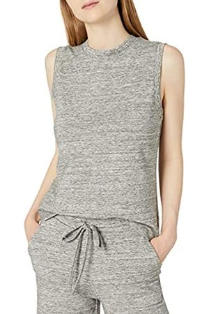 Daily Ritual Terry Cotton and Modal Tank Top Shirts