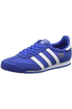 Reebok Adidas Unisex-Kinder Dragon Og Sneaker, Blau (Blue/Ftwr White/Blue)