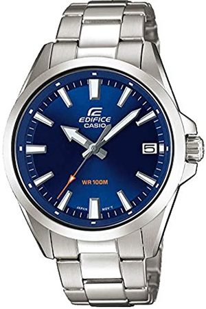 Casio Casio Edifice Herren Massives Edelstahlgehäuse und Edelstahlarmband Uhrenarmband EFV-100D-2AVUEF