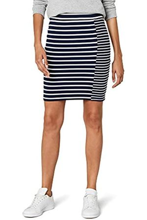 Tommy Hilfiger Tommy Jeans Damen Stripe Mix Pencil Rock Small