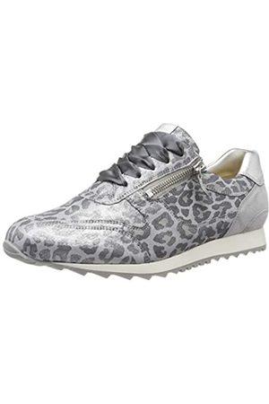 Hassia Damen Barcelona, Weite H Sneaker, ( /Stone 7668)