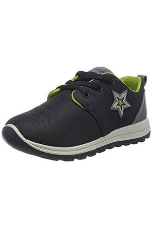 Primigi PRIMIGI Baby Jungen Scarpa PRIMI PASSI Bambino Sneaker, Blau (Blu Sc/Argento 5354722)