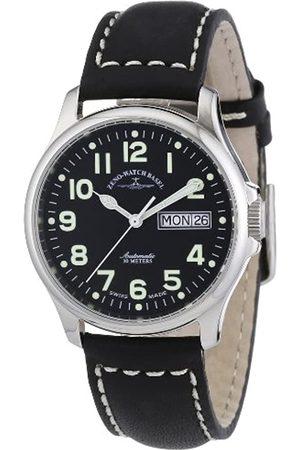 Zeno Zeno Watch Basel Unisexarmbanduhr Pilot Basic 12836DD-a1