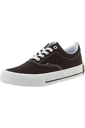 Tommy Hilfiger Tommy Jeans Herren Classic Low Sneaker, Schwarz (Black Bds)