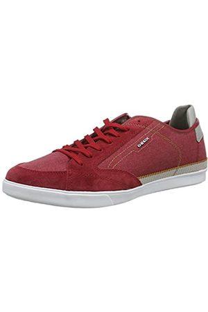 Geox Geox Herren U WALEE A Sneaker, Rot (Red C7000)
