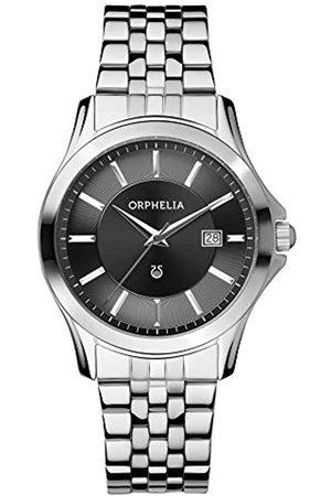 ORPHELIA Orphelia Herren-Armbanduhr Galaxy Analog Quarz Edelstahl