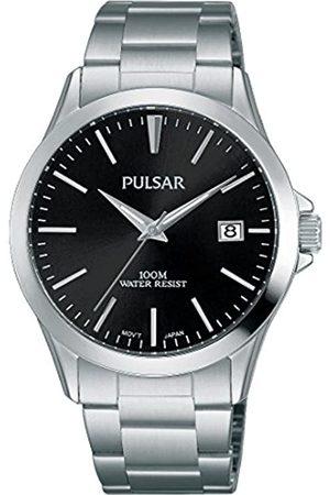 Pulsar Pulsar Herren Analog Quarz Uhr mit Edelstahl Armband PS9451X1