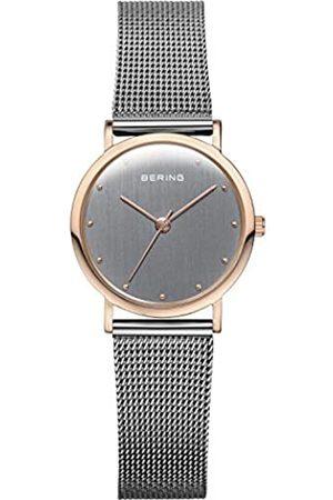 Bering BERING Unisex Analog Quartz Uhr mit Edelstahl Armband 13426-369