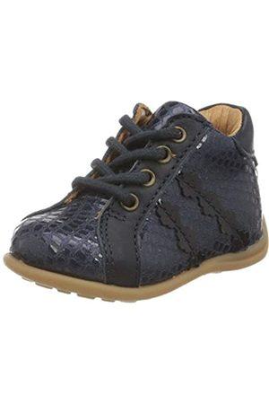 Bisgaard Bisgaard Baby Mädchen Smilla Sneaker, Blau (Marine 1408)