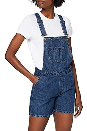 Urban classics Urban Classics Damen Ladies Short Dungaree Latzhose