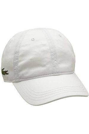 Lacoste Herren Baseball Cap Rk3106, (Blanc)