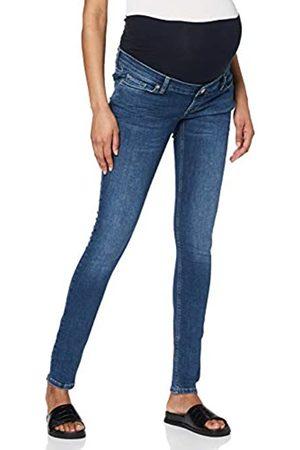Noppies Damen Skinny - Damen OTB Skinny Avi Everyday Blue Jeans, Blue-P410
