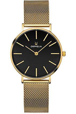 ORPHELIA ORPHELIA Herren Analog Quarz Uhr mit Edelstahl Armband OR62810