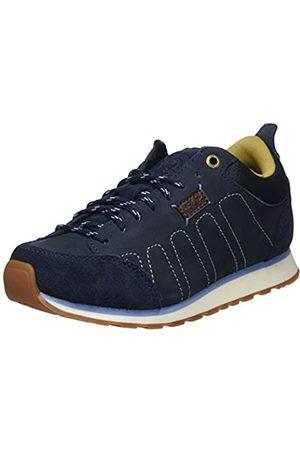 Jack Wolfskin Damen Mountain DNA LT Low W Sneaker, (Dark Blue/Blue 1172)
