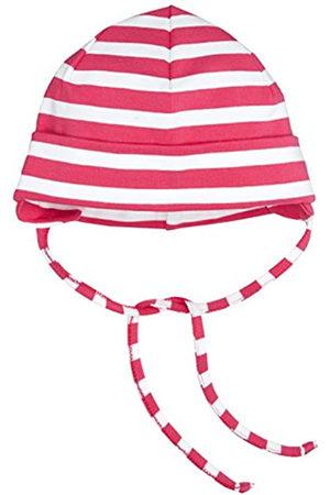 Sterntaler Unisex Beanie mit Bindebändern und Streifenmotiv, Alter: ab 18-24 Monate, Größe: 51