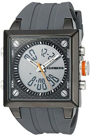 CEPHEUS CEPHEUS Herren-Armbanduhr Analog Digital Quarz Silikon CP900-622B