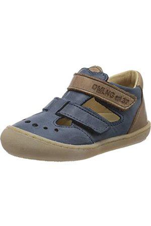 Däumling Däumling Unisex Baby Sven Sneaker, Blau (Chalk Jeans 42 42)