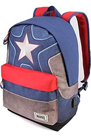KARACTERMANIA Karactermania Captain America Suit-zaino Hs Rucksack, 42 cm