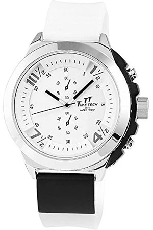 Shaghafi Shaghafi Herren Analog Quarz Uhr mit Kautschuk Armband 227422000009