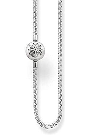 Thomas Sabo Thomas Sabo Damen-Kette Karma Beads 925 Sterling Länge 60 cm KK0001-001-12-L60