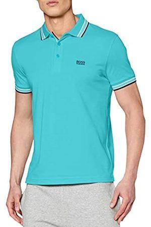 HUGO BOSS BOSS Herren Paddy' Poloshirt, Blau (Open Blue 488)