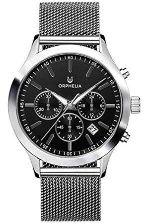 ORPHELIA Orphelia Herren Chronograph Quarz Uhr mit Edelstahl Armband OR82803
