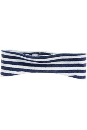 Playshoes Mädchen Stirnbänder - Kinder-Unisex Fleece-Stirnband maritim wärmendes Accessoire mit Klett-Verschluss