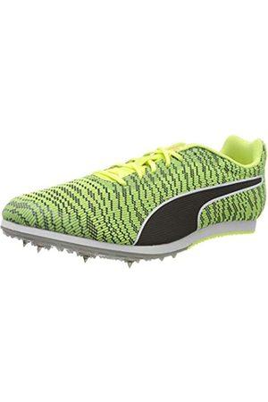 Puma Puma Unisex-Erwachsene Evospeed Star 6 Junior Leichtathletikschuhe, Gelb (Fizzy Yellow Black 08)