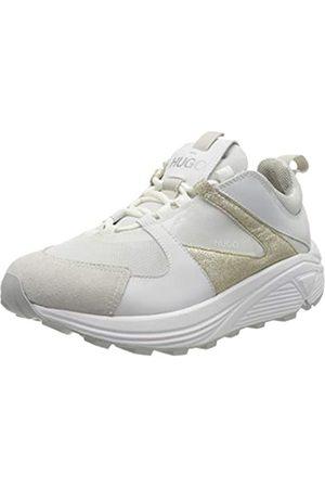 HUGO BOSS HUGO Damen Horizon_Runn_Glitt 10224065 01 Sneaker, Gold (Gold 712)