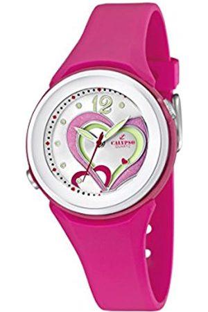Calypso Calypso Watches Mädchen-Armbanduhr Analog Kautschuk K5576/5