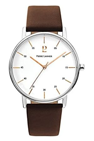 Pierre Lannier PierreLannierHerrenAnalogQuarzUhrmitLederArmband202J104