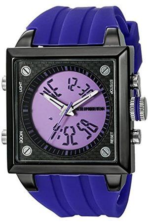 CEPHEUS CEPHEUS Herren-Armbanduhr Analog Digital Quarz Silikon CP900-633B