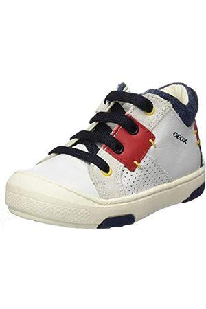Geox Geox Baby Jungen B JAYJ Boy B Sneaker, Weiß (White C1000)