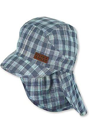 Sterntaler Baby-Jungen Schirmmütze mit Nackenschutz Mütze