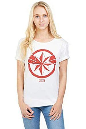Marvel Damen Avengers Captain T-Shirt