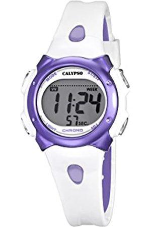 Calypso Calypso Unisex-Armbanduhr Digital Quarz Plastik K5609/2