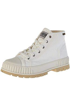 Palladium Unisex Plshock M Og U Sneaker, Elfenbein (Marshmallow F84)