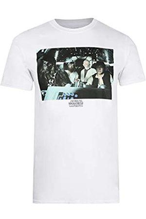 STAR WARS Herren Crew T-Shirt