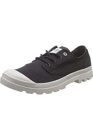 Palladium Unisex Ox Organic U Sneaker, (Black 315)