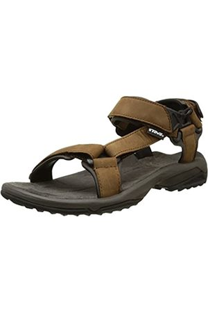 Teva Teva Terra Fi Lite Leather M's, Herren Sandalen, Trekking- und Wanderschuhe, Braun (Brown)