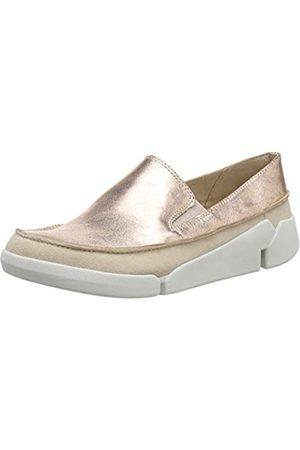 Clarks Damen Slip On Sneaker, (Blush Blush)