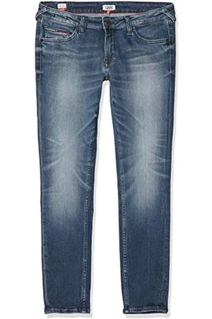 Tommy Hilfiger Tommy Jeans Damen Sophie Low Rise Skny Ankle Qnscl Straight Jeans