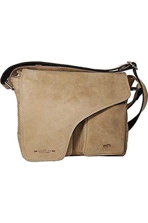 ARRIGO BELLO Unisex-Erwachsene Messenger Bag Kuriertasche