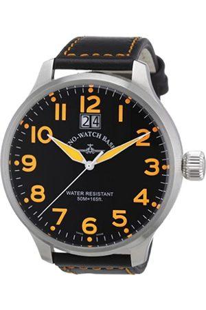 Zeno Zeno Watch Basel Herren-Armbanduhr XL Quarz Analog Leder 6221Q-a15