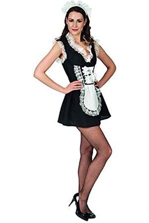 Andrea-Moden Andrea-Moden Damen Stubenmädchen-Kostüm Erwachsenenkostüme